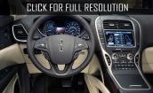 2017 Lincoln Mkz interior #3
