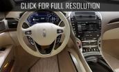 2017 Lincoln Mkz interior #4