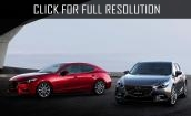 2017 Mazda 3 - specifications, engines, interior
