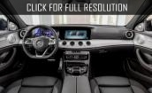 2017 Mercedes Amg E 43 4matic