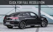 2017 Mercedes-AMG GLC 43 Coupe - specification, salon, images