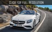 2017 Mercedes-AMG S65 - exterior, design, technical specs