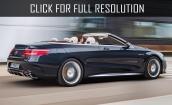 2017 Mercedes Amg S65 cabriolet #1