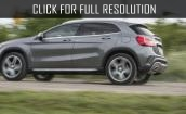 2017 Mercedes Benz Gla250
