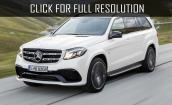 2017 Mercedes-Benz GLS550 - review, changes, specs, video