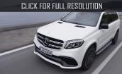2017 Mercedes Benz Gls550