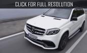 2017 Mercedes Benz Gls550