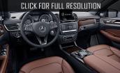 2017 Mercedes Benz Gls550 interior #1