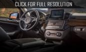 2017 Mercedes Benz Gls550 interior #2