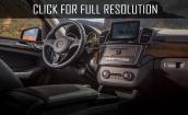 2017 Mercedes Benz Gls550 interior #2