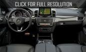 2017 Mercedes Benz Gls550 interior #3