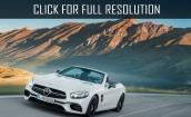 2017 Mercedes Benz Sl63 Amg