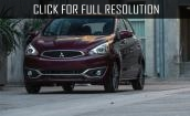 2017 Mitsubishi Mirage - interior, exterior, new design, specs