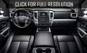 2017 Nissan Frontier interior #1