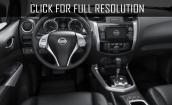 2017 Nissan Frontier interior #2