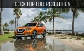 2017 Nissan Rogue - new equipment, hybrid, specification