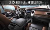 2017 Nissan Titan interior #2