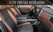 2017 Nissan Titan interior #3