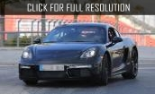 2017 Porsche Cayman - design, specs, video, price