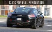 2017 Porsche Cayman