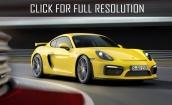 2017 Porsche Cayman gt4 #3