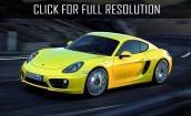 2017 Porsche Cayman gt4 #4