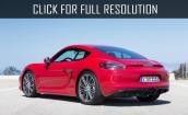 2017 Porsche Cayman gts #2