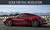 2017 Porsche Cayman gts #3