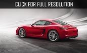 2017 Porsche Cayman gts #4