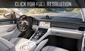 2017 Porsche Panamera interior #1