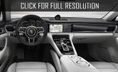 2017 Porsche Panamera interior #2