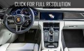 2017 Porsche Panamera interior #3