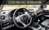 2017 Renault Alaskan