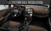 2017 Renault Clio 4 interior #1