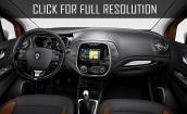 2017 Renault Clio 4 interior #2