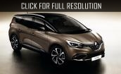 2017 Renault Grand Scenic - cabin, redesign, multimedia