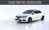 2017 Renault Megane 4 - exterior, interior, specs