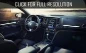 2017 Renault Megane 4 interior #1