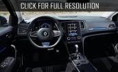 2017 Renault Megane 4 interior #2