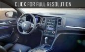 2017 Renault Megane 4 interior #3