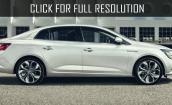 2017 Renault Megane 4 sedan #4