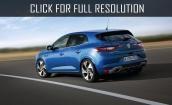 2017 Renault Megane gt #2