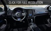 2017 Renault Megane interior #1