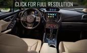 2017 Subaru Impreza interior #1