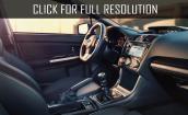 2017 Subaru Impreza interior #2