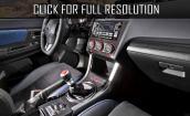 2017 Subaru Impreza interior #3