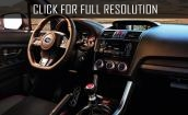 2017 Subaru Impreza interior #4