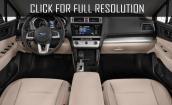 2017 Subaru Outback interior #1