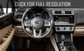2017 Subaru Outback interior #2