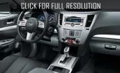 2017 Subaru Outback interior #4